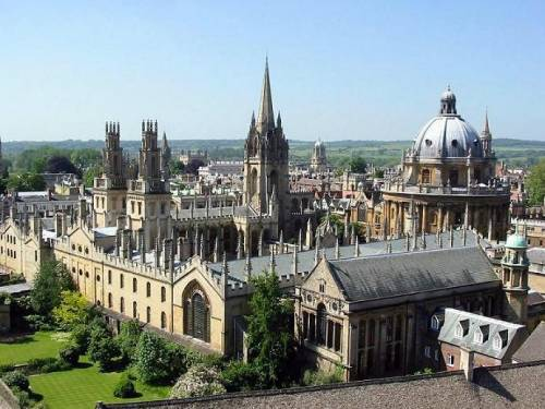 جامعة أكسفورد